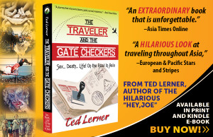 'Hey, Joe' & 'The Traveler & The Gate Checkers' Now Available for just .99 cents!