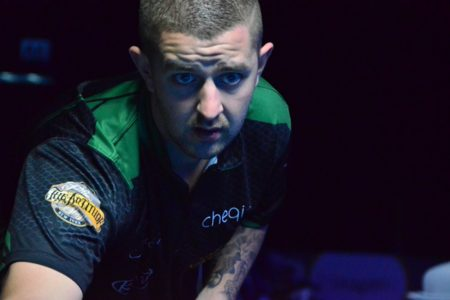 8-BALL TAKES CENTER STAGE WITH THE WORLD POOL SERIES