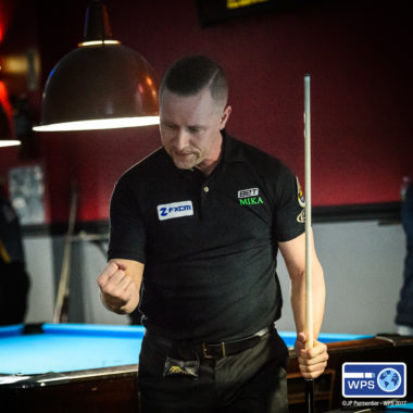 Finnish Hall of Famer Mika Immonen came from behind then won a dramatic shootout against Filipino veteran Ramil Gallego to advance to the last 16.